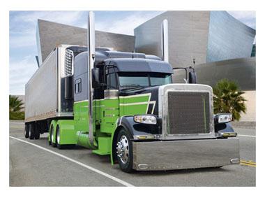 kalendarz jednodzielny Truck