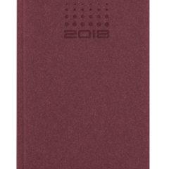 kalendarz książkowy Natural bordowy