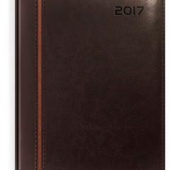 kalendarz-ksiazkowy-brazowy-z-przeszyciem