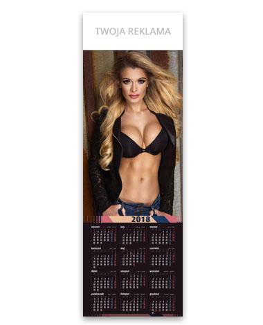 kalendarz plakatowy 1/2 B1 Kinga