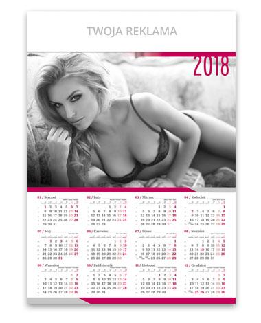 kalendarz plakatowy A1 Ela