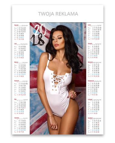 kalendarz plakatowy A1 Ewa