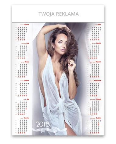 kalendarz plakatowy A1 Gosia