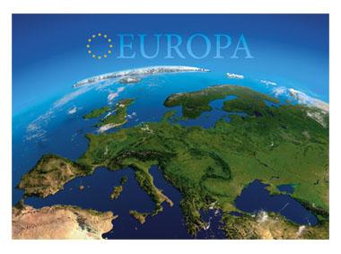 kalendarz trójdzielny Europa