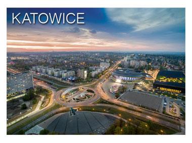 kalendarz trójdzielny Katowice