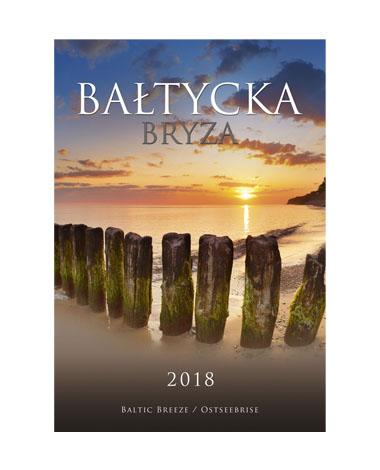 kalendarz wieloplanszowy Bałtycka bryza