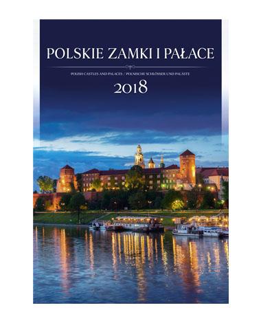 kalendarz wieloplanszowy Polskie zamki i pałace