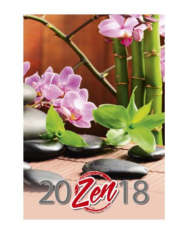 kalendarz wieloplanszowy Zen