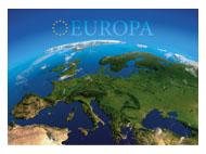 kalendarze jednodzielne Europa