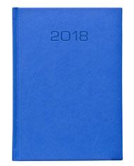 kalendarze książkowe Nadir ultramaryna