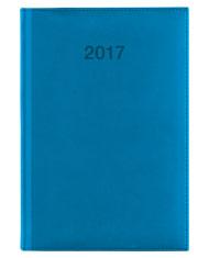 kaelnadzr ksiażkowy w oprawie vivela niebieskiej