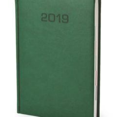 Kalendarz książkowe Classic - zielony