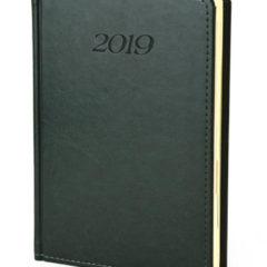 Kalendarz książkowy Elegant - ciemnazieleń