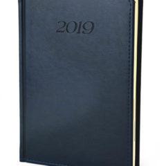 Kalendarz książkowy Elegant - granatowy