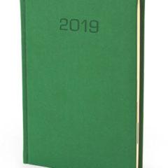 Kalendarz książkowy Nadir - zielony