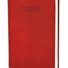 Kalendarze książkowe Cross - czerwony