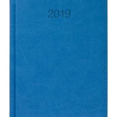 Kalendarz książkowy Vivela niebieski