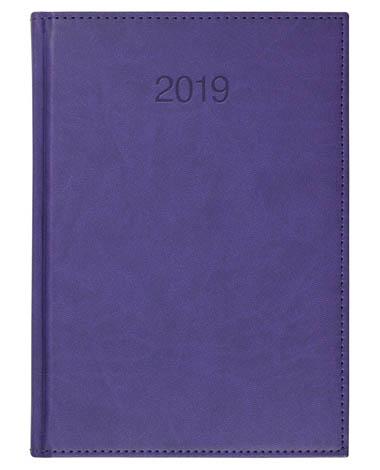 Kalendarz książkowy Vivela fioletowy