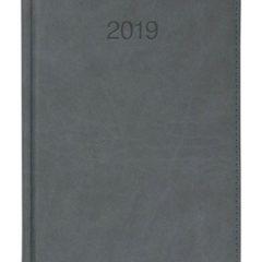 Kalendarz książkowy Vivela szary