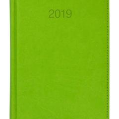 Kalendarz książkowy Vivela jasnozielony