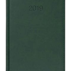 Kalendarz książkowy Vivela zielony