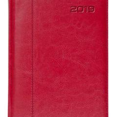 Kalendarz książkowy Nero czerwony