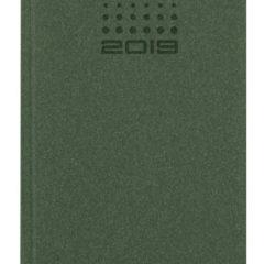 Kalendarz książkowy Natural - zielony