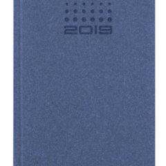 Kalendarz książkowy Natural - granatowy
