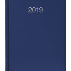 Kalendarz książkowy Krono - granatowy