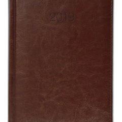 kalendarze książkowe - Baldo brązowy