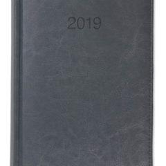 kalendarze książkowe - Baldo szary