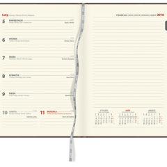 Blok kalendarza - A5 tygodniowy