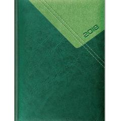 Kalendarz Yuta Fala - zielony