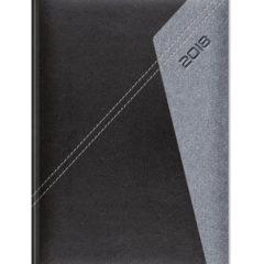 Kalendarz książkowy Yuta Koperta P - czarny