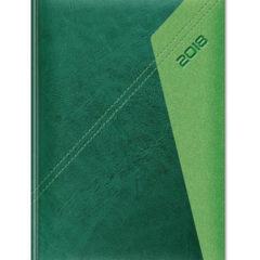 Kalendarz książkowy Yuta Koperta P - zielony