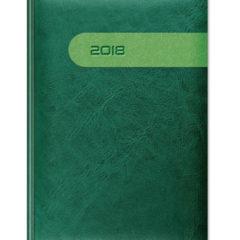 kalendarz książkowy Yuta Duo - zielony