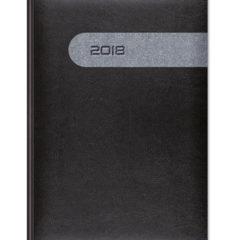 kalendarz książkowy Yuta Duo - czarny