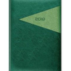 kalendarz książkowy Yuta Trójkąt - zielony