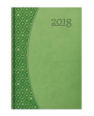 kalendarze książkowe A5 dz Vivela z tłoczeniem