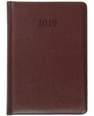 kalendarze książkowe w oprawie Elit