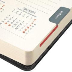 kalendarz książkowy tyg blok