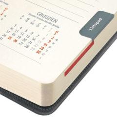 kalendarz książkowy A5 tygodniowy blok