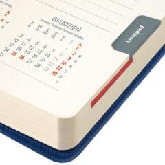 Kalendarz A5 tygodniowy blok