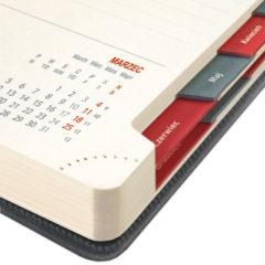 Kalendarz książkowy A5 dzienny blok
