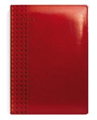 kalendarze-ksiazkowe-czerwony-z-tloczeniem