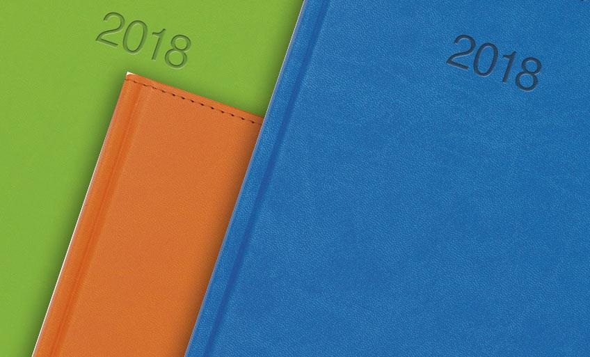 Kalendarze książkowe i formy reklamy
