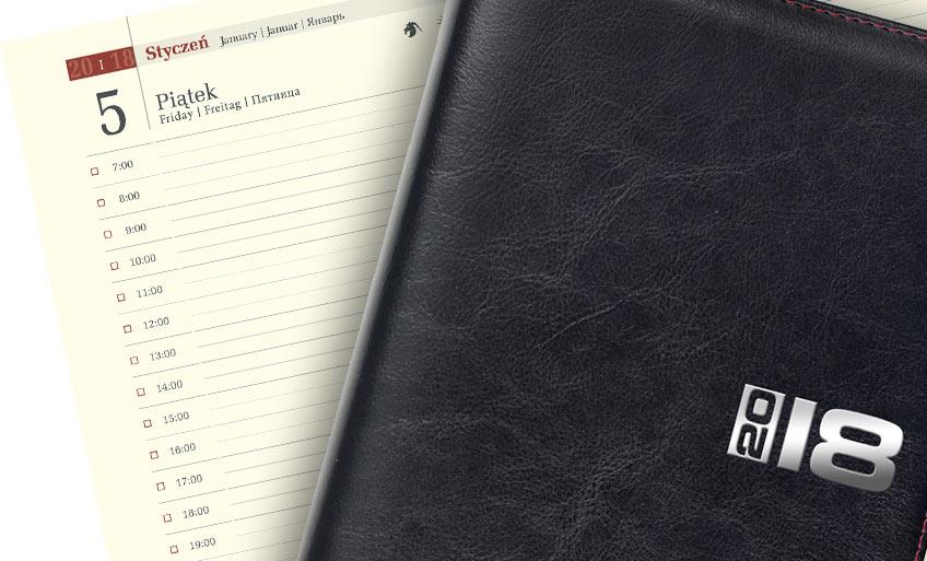 Kalendarze ksiazkowe na zamowienie czy gotowe