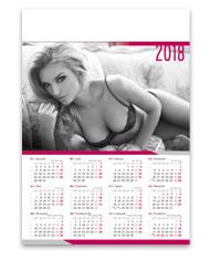 kalendarze plakatowe A1 Ela