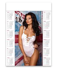 kalendarze plakatowe A1 Ewa
