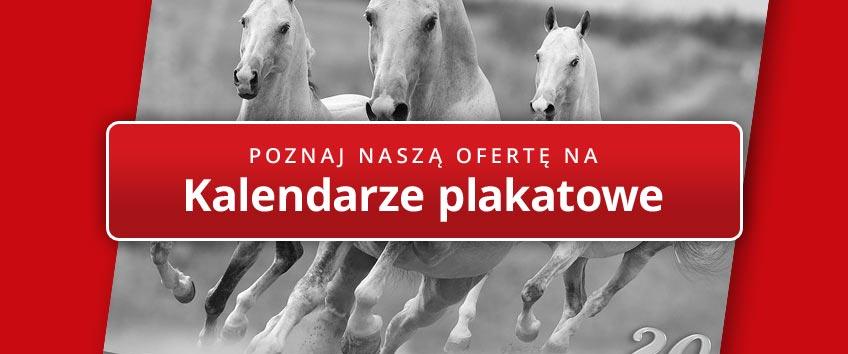 Kalendarze plakatowe - oferta StudioKalendarzy.pl